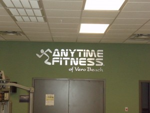 Anytime Fitness Audio/Video Installation