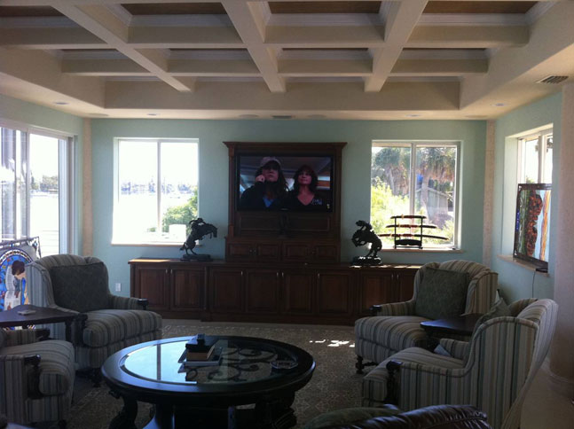 Home Theatre in Palm Beach FL