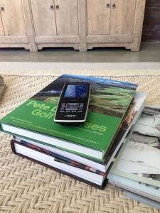 RTI T3V+ Family room remote control